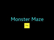 Monster Maze by Ashton