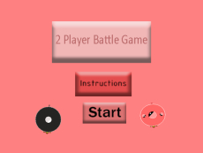 Saavedra M 2 Player Battle Game