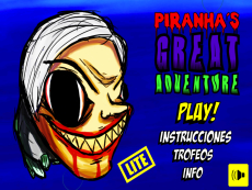 Piranha's Great Adventure Lite