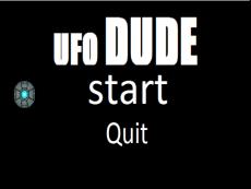 UFO DUDE