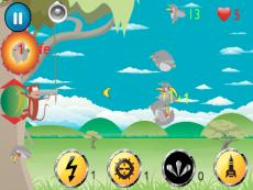 Monkeys vs Birds