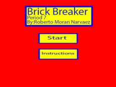 MoranNarvaezR_Brick Breaker_MHS