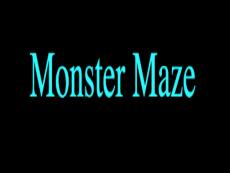 AWillis Monster Maze