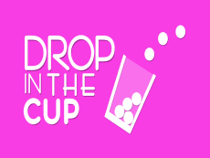 Drop In The Cup - Purple