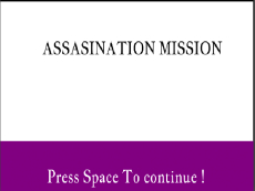 Assasination mission 2