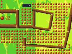 Apple Snake desktop by Joel Contin