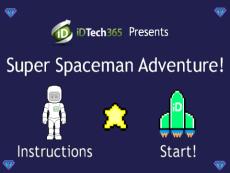 Super Spaceman Adventure!