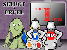 The I Team - Immune Heros! for Facebook