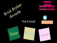 Brick Braker Arcade