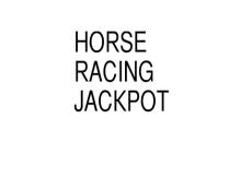 Horse Racing Jackpot WIP