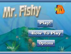 Mr. Fishy
