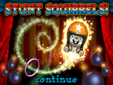 Stunt Squirrels!