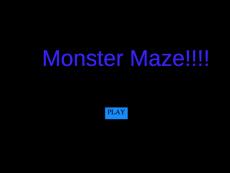 SDettelbach Monster Maze