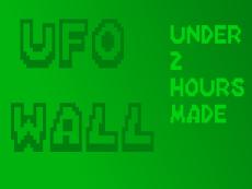 UFO wall