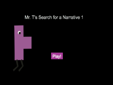 Mr. T's Search for a Narrative