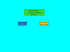 ShubackS_BrickBreaker_MHS