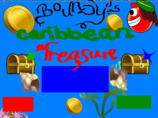 Bouncy's Caribbean Treasure