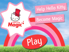 HELLO KITTY MAGIC PROTOTYPE