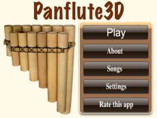 Panflute3D