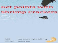 Shirimp Crackers