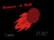 Bounce It Ball