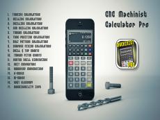 iPhone CNC Machinist Calculator Pro