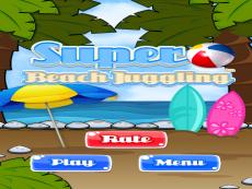 Super Beach Juggling