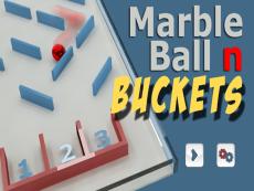 Marble Ball n Bucket