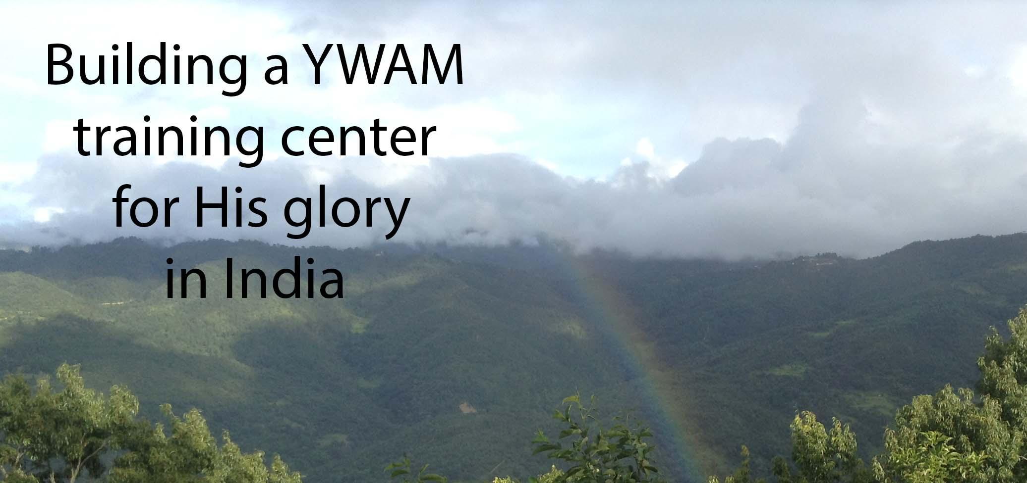Building a YWAM Discipelship Training Center Fundraising