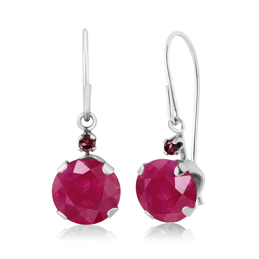 ruby red earrings relp