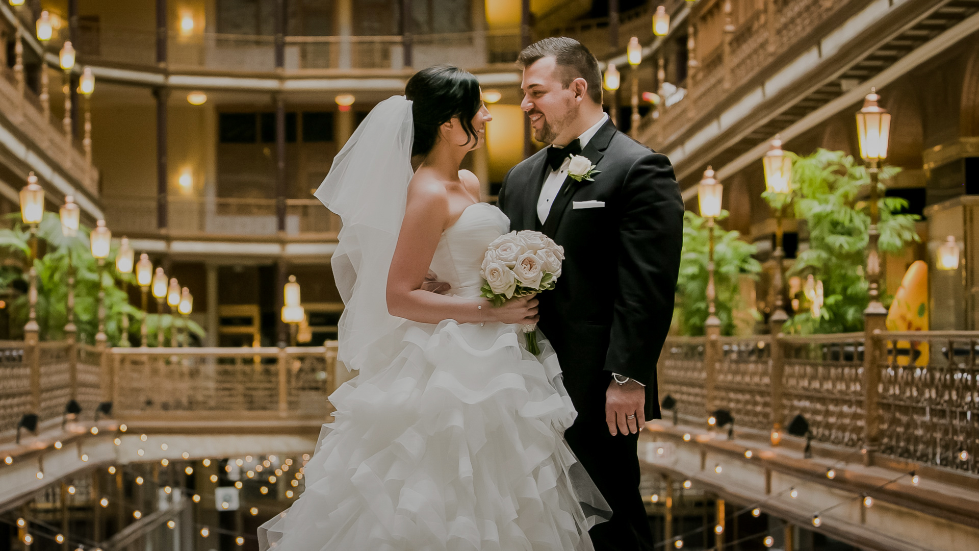 Check portfolios, pricing and availability for wedding photographers in Cleveland