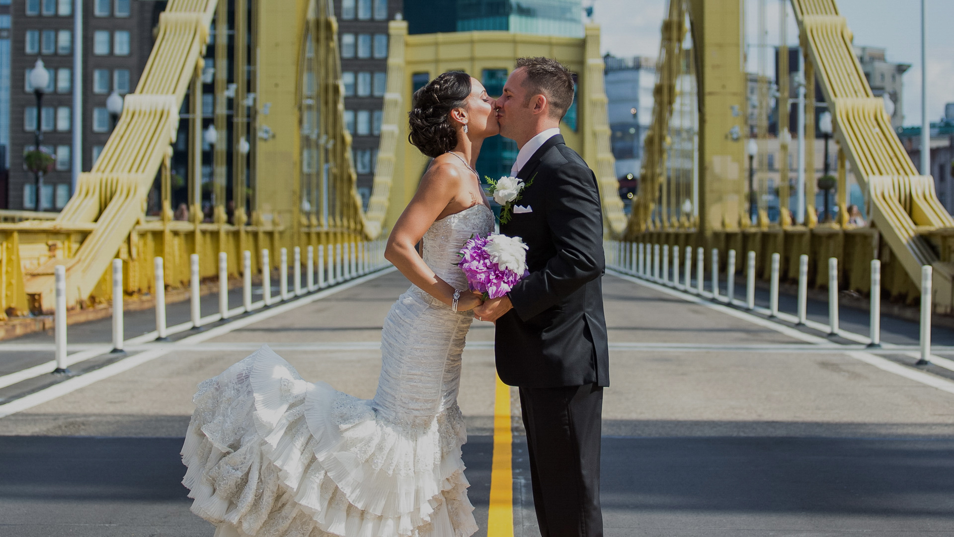 Check portfolios, pricing and availability for wedding photographers in Pittsburgh
