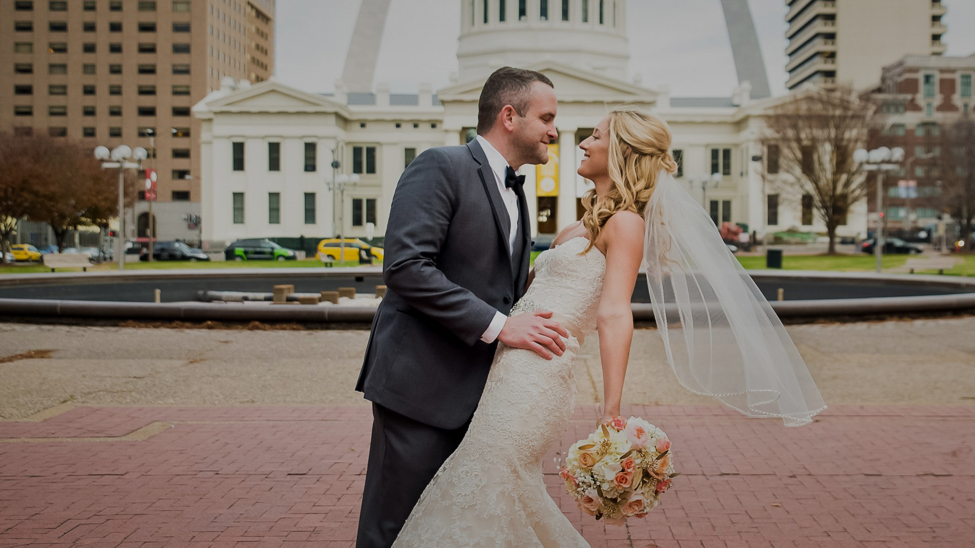 Check portfolios, pricing and availability for wedding photographers in St. Louis