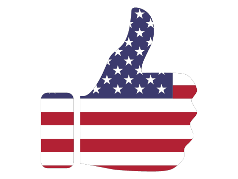 daa8e0633f8a Thumb Up USA - Decals by XxNeBsTeRxX- -