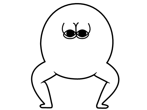 どいやさん(背景透過) , Stickers par Mikan1980423