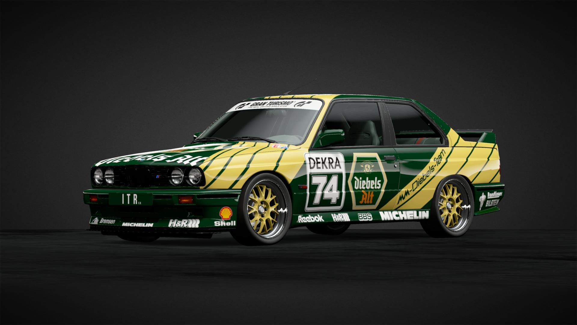 Diebels Team DTM Car Livery by Baco0974 munity