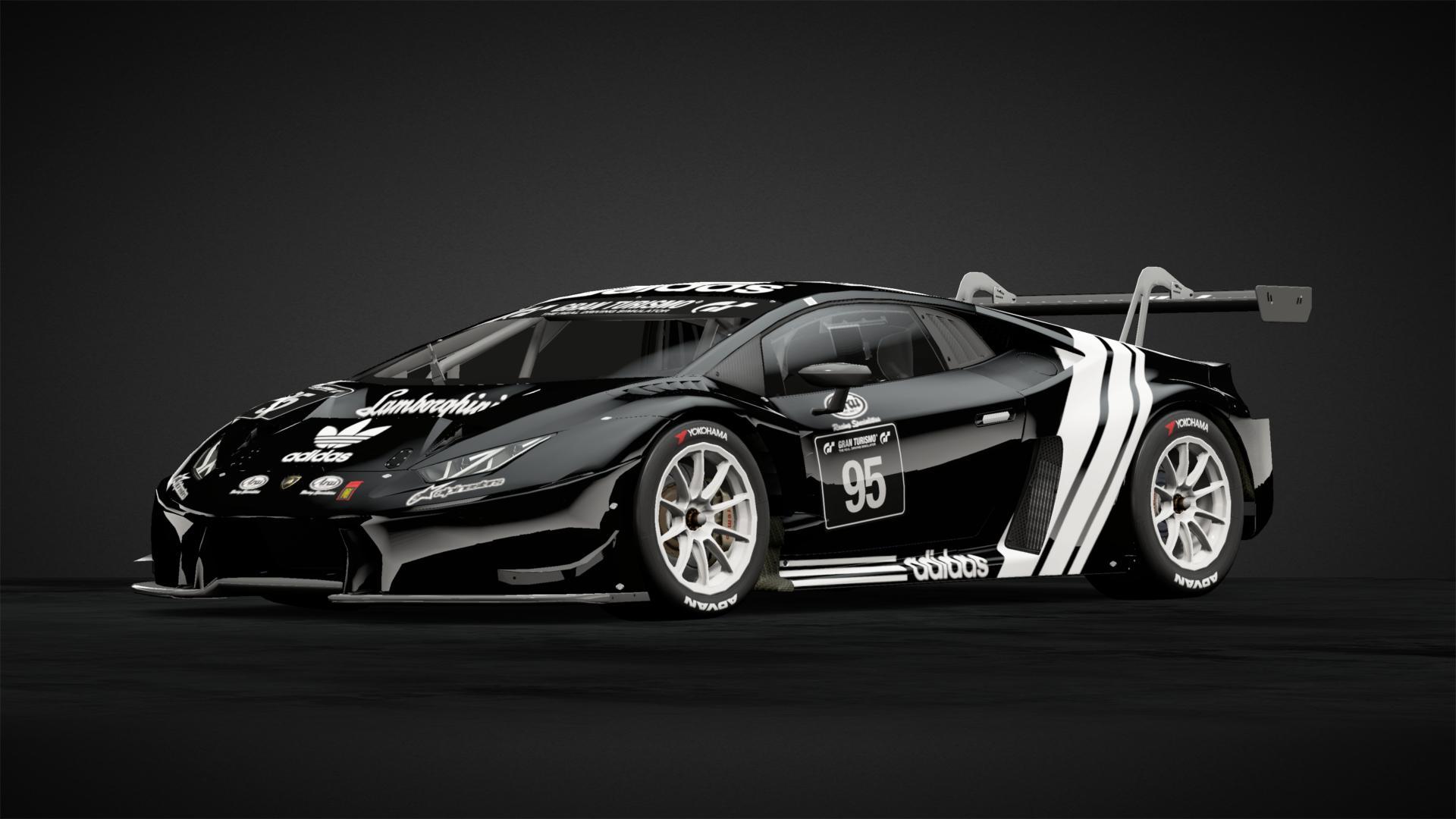 Lamborghini x Adidas Car Livery by ygrecs87 | Community