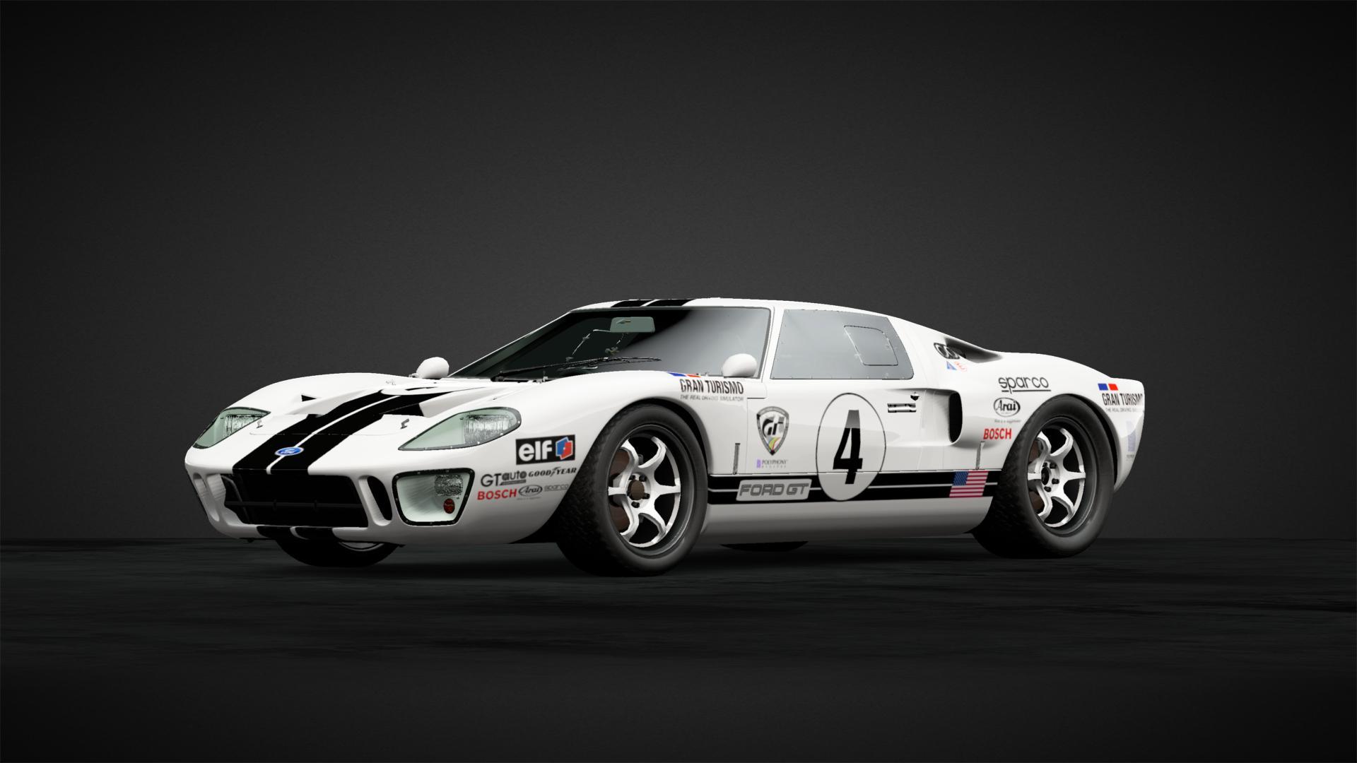 Ford Gt Lm Race Car Gt Car Livery By Gmastir Community Gran Turismo Sport