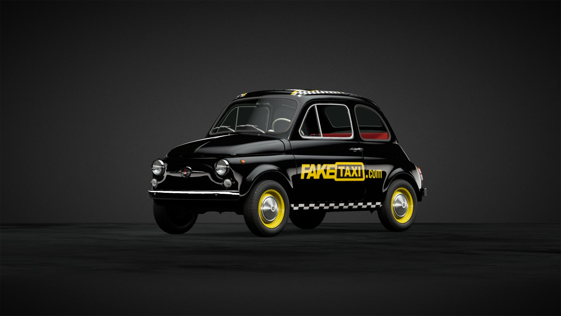 Fake Taxi - Car Livery by LDNT14   Community   Gran Turismo