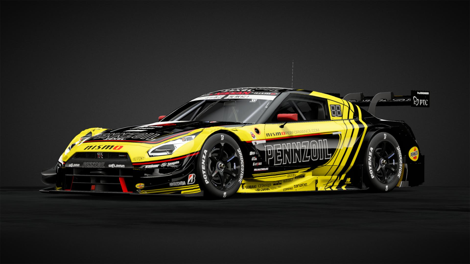 Pennzoil Nismo Car Livery by Baco0974 munity