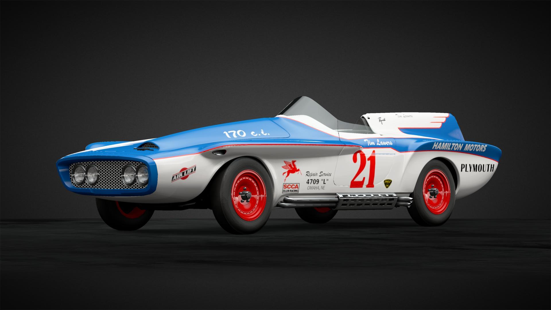 1961 XNR