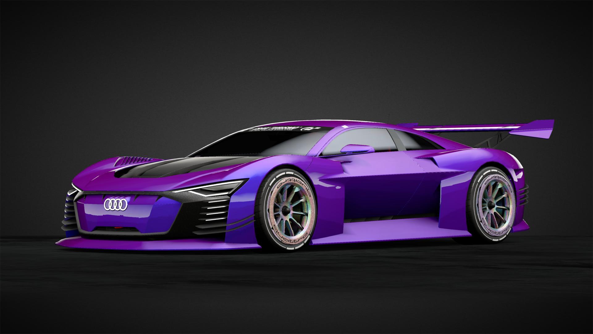 Audi E Tron Vgt Color Concept Car Livery By Rhin0s Community