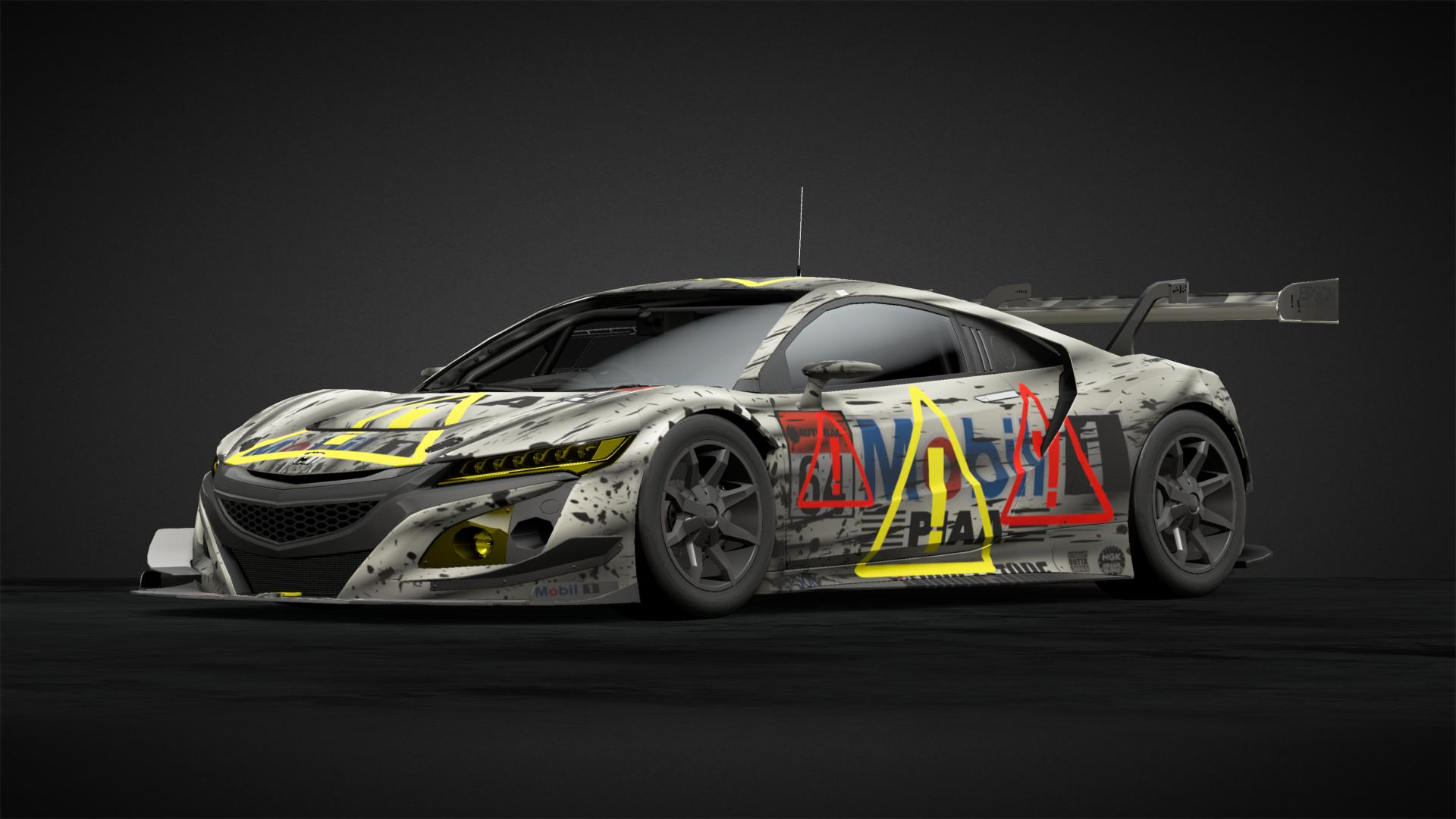 Mobil 1 nsx used car livery by kramenboer community gran turismo sport gt1 toyota chaser race mod