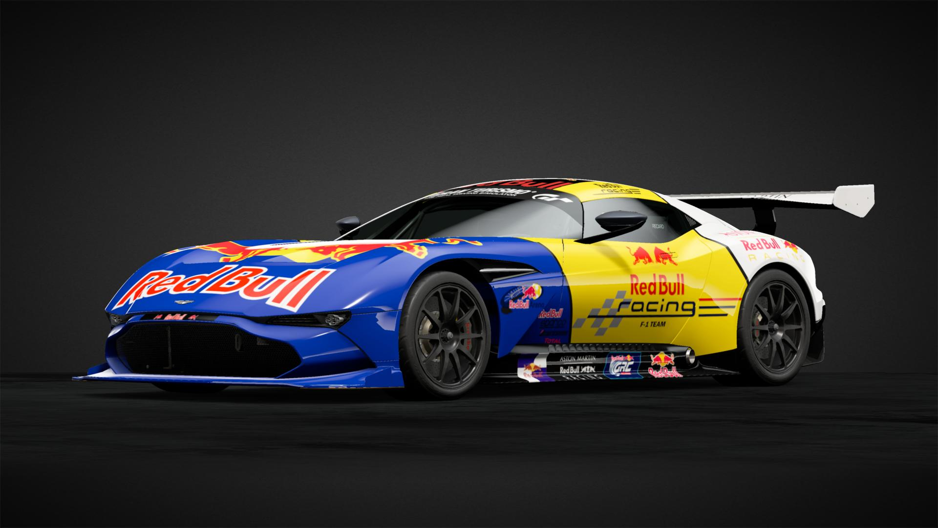 ASTON MARTIN RED BULL - Car Livery by Hophield123776
