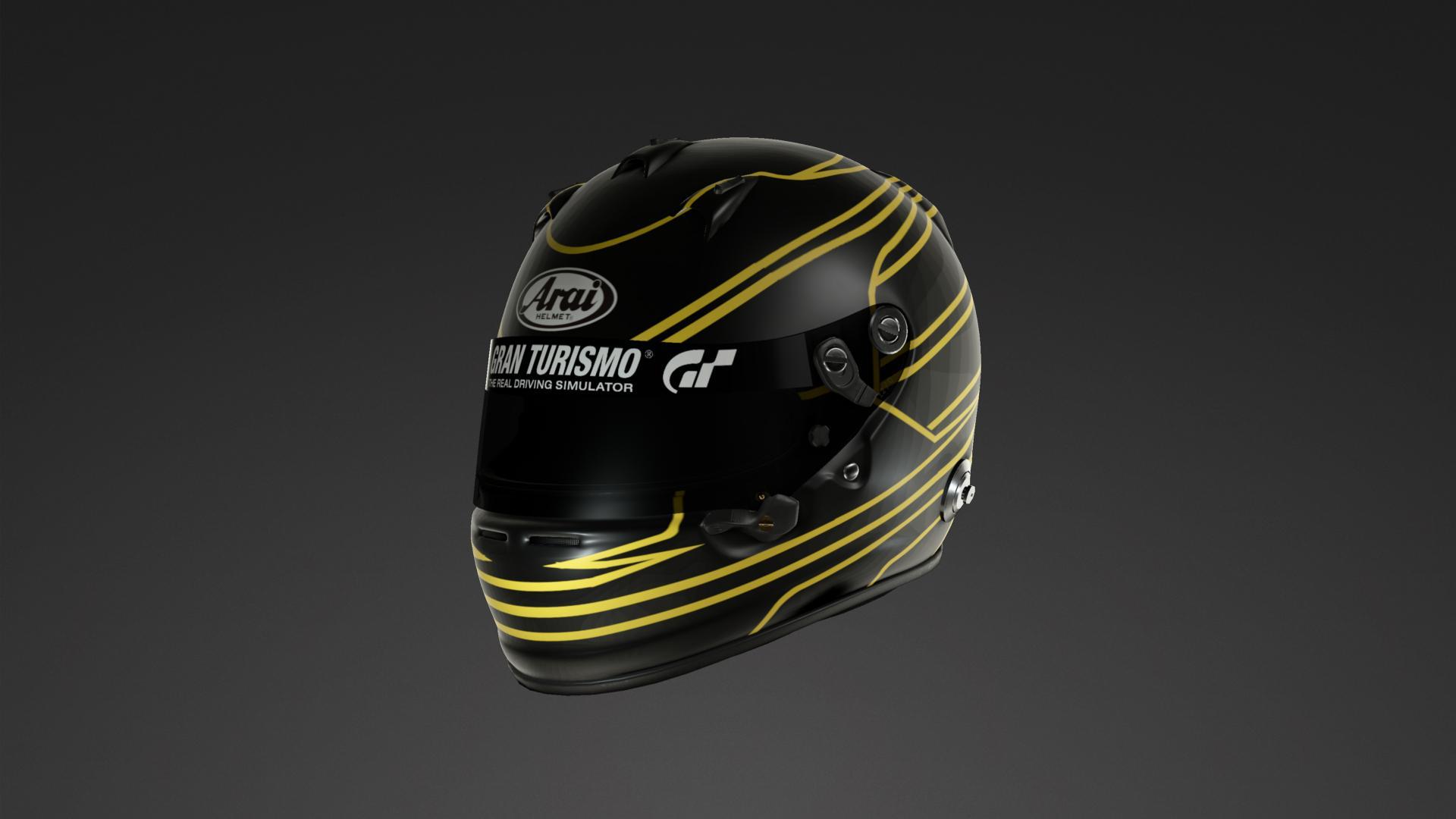 My Helmet 2 - Helmet Livery by tp-qb16   Community   Gran Turismo Sport