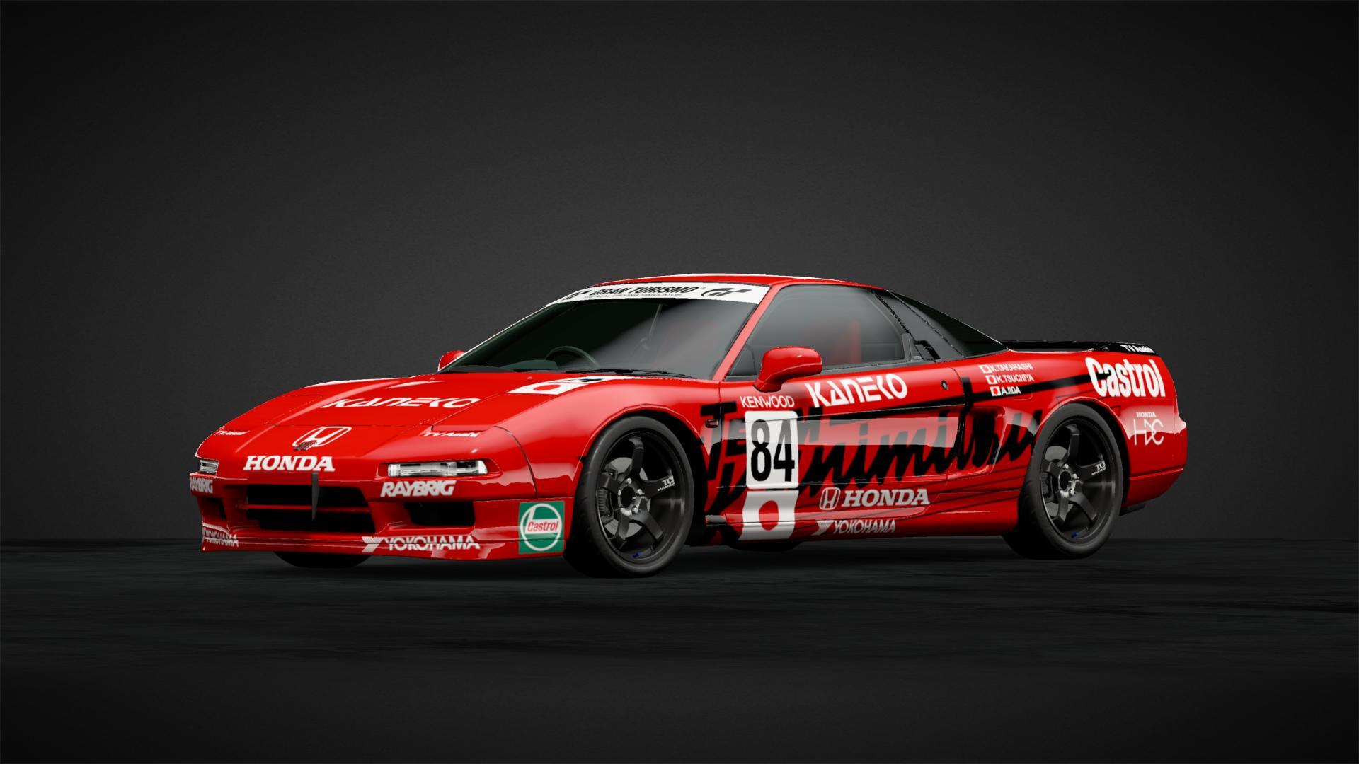 Honda Nsx R >> Honda Nsx R Lm Gt2 Red Car Livery By Cytoria Community Gran