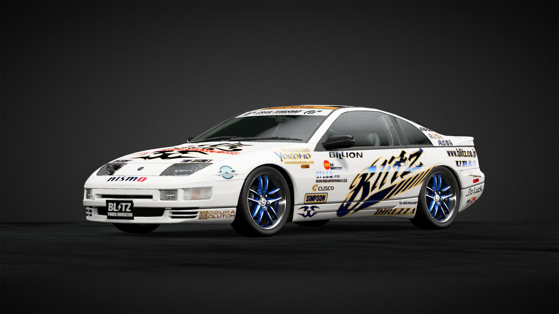 Fiori Bianchi Blitz.Blitz Er34 D1gp 2004 Livery Z32 Car Livery By Tetutote210