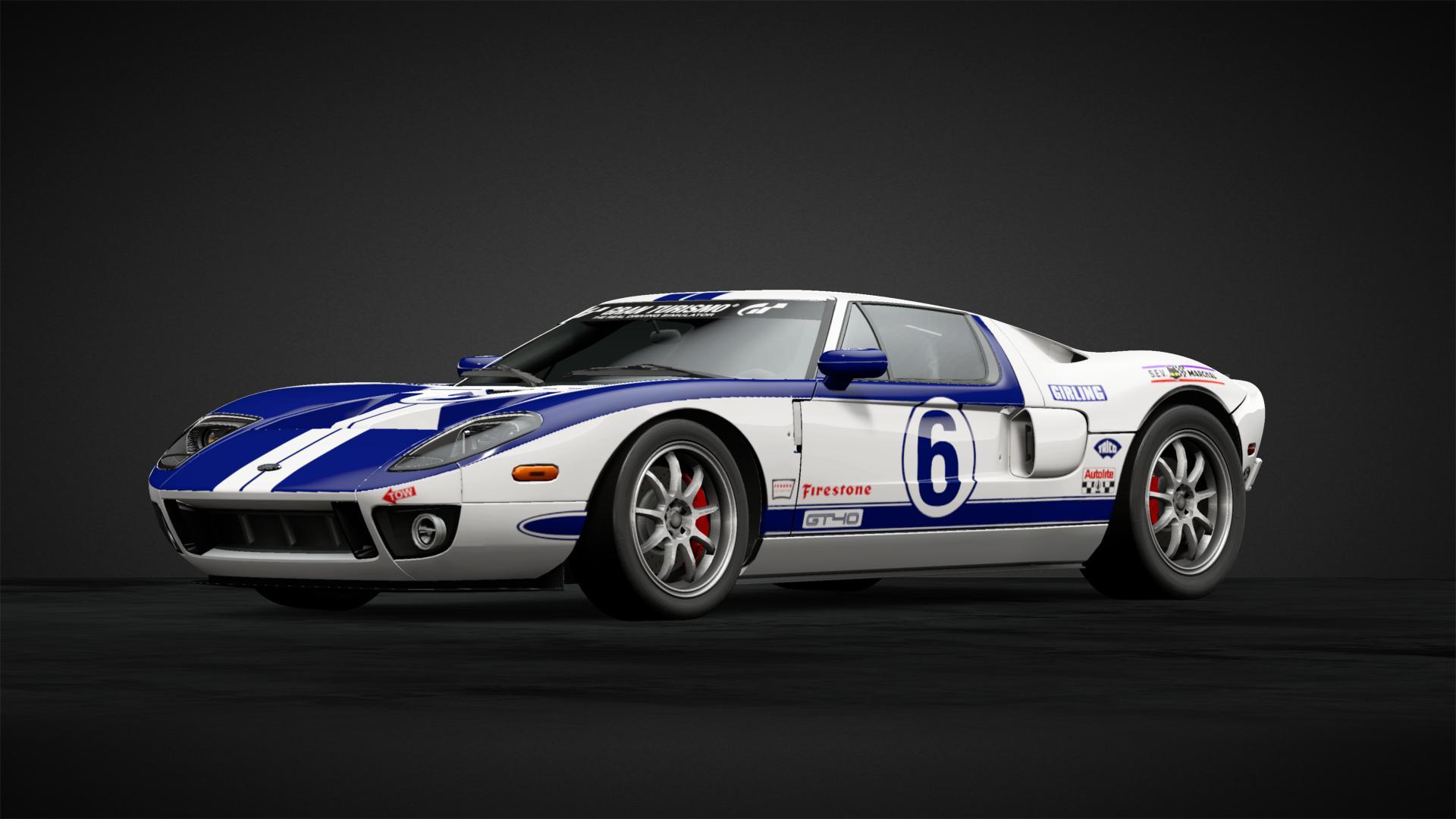 Gt Mark Iv Retro Livery Final Car Livery By Gearmeister Community Gran Turismo Sport