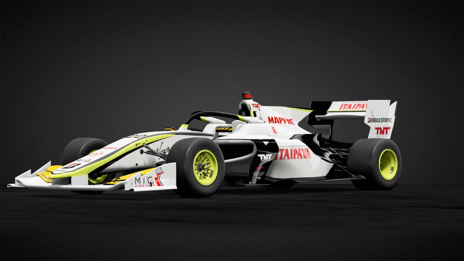 Button BrawnGP (Improved) - Car Livery by paxo666