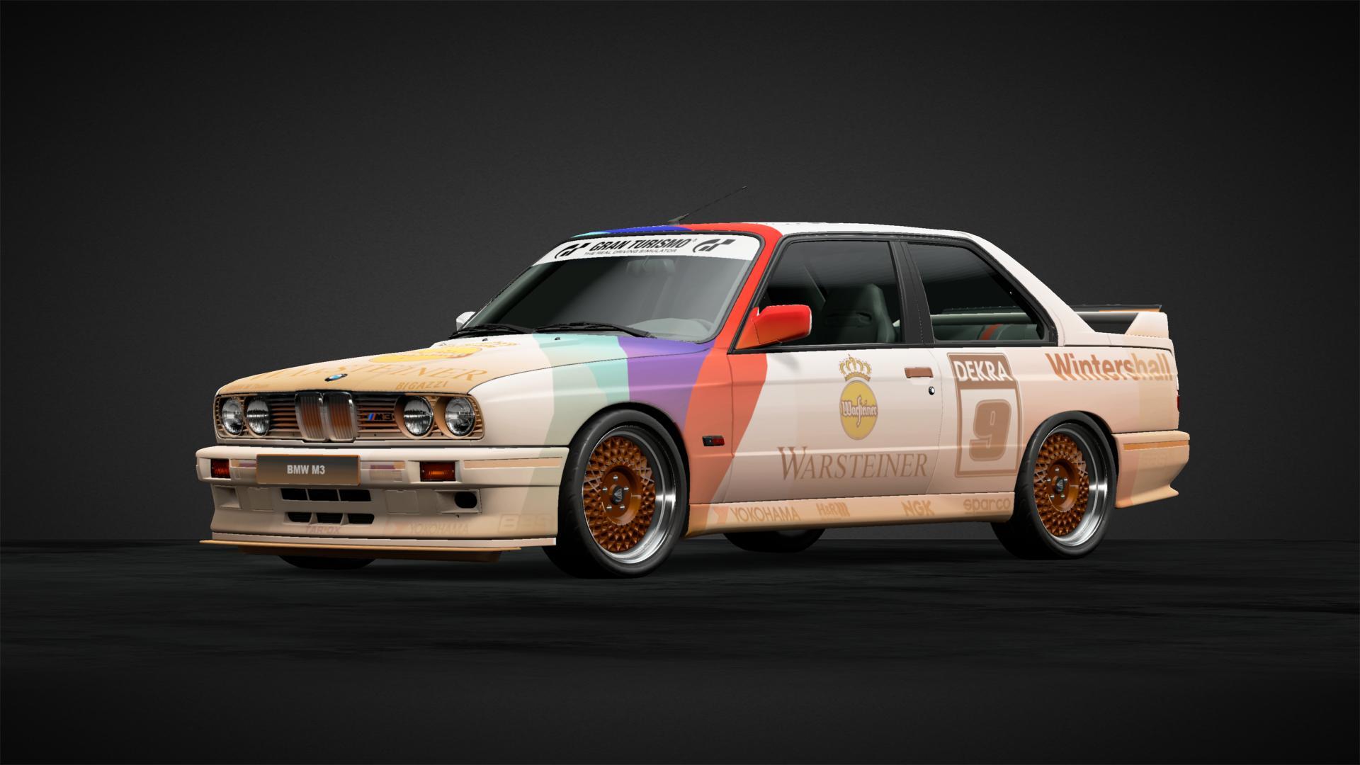 Bmw M3 Rally Design Car Livery By Mrtaiyaki13 Community Gran